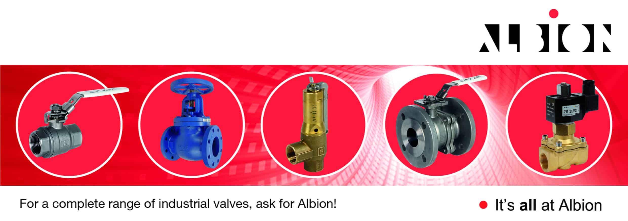 Albion Stock Image