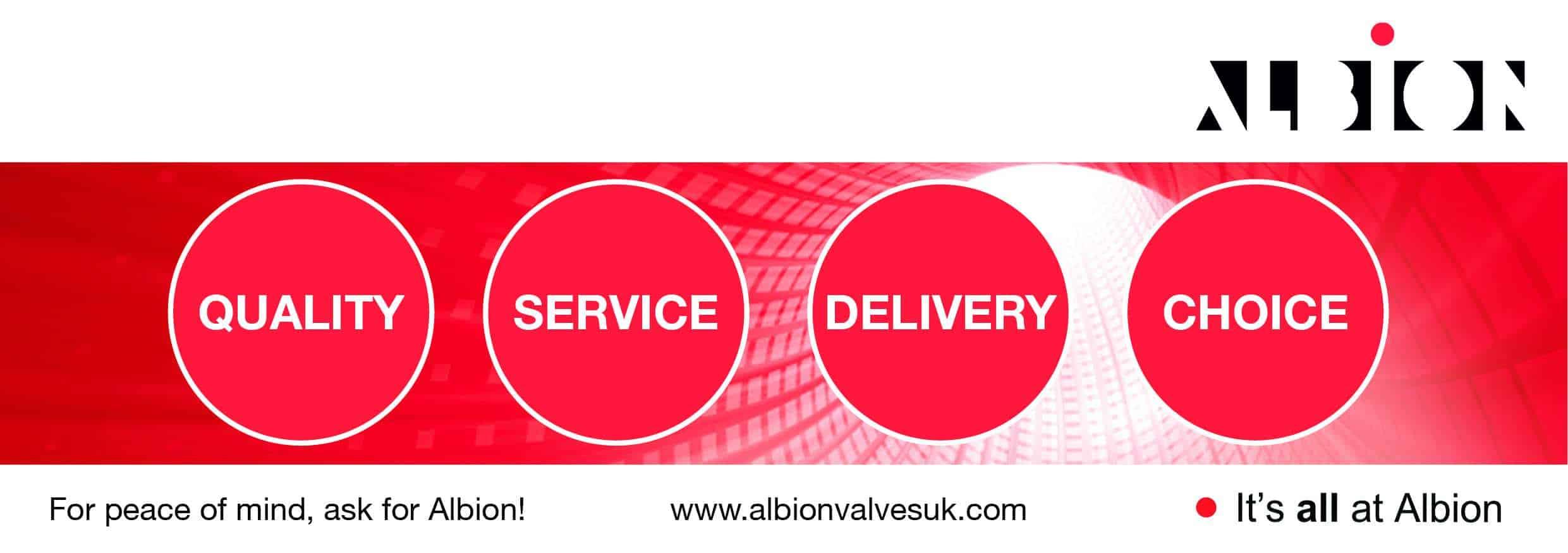 Albion Valves Image