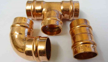 Solder Ring Fittings, copper & copper alloy  WRAS approved